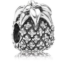 Authentic Pandora Jewelry - Sparkling Pineapple Clear CZ