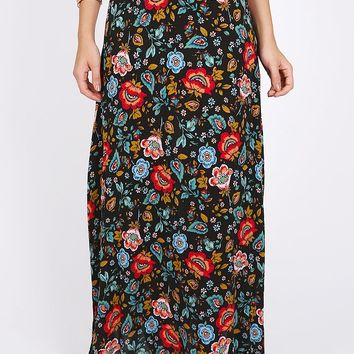 Five Town Floral Skirt | Ruche