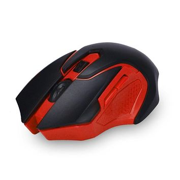 Brand Mouse Gamer 3200DPI 2.4GHz Wireless Optical Gaming Mouse Mice For High-End Player For Computer PC Laptop Game Mouse