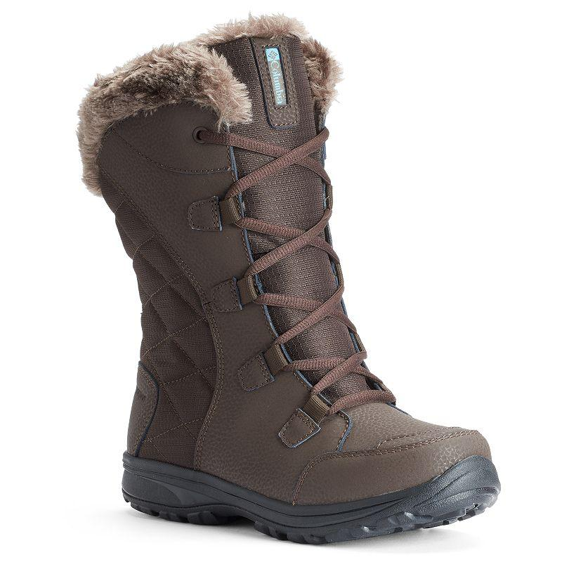 Columbia Women's Snow Boots Size 11 | Santa Barbara Institute for ...