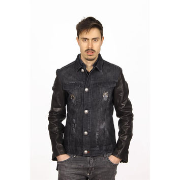 Philipp Plein mens jacket HM211756 OUTLAWGREY