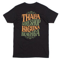Thalia Surf Whip Cream 2 Mens Tee