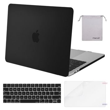 Mosiso for Mac Pro 13 15 inch Laptop Coque Cover Case for Macbook Pro 13 15 Retina with touch bar Case Accessories