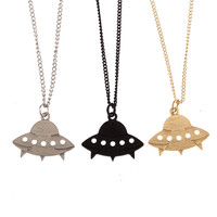 Abduct Me Please Necklace