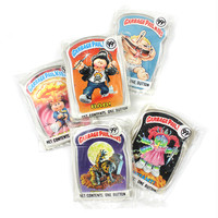 Garbage Pail Kids Button (Vintage)
