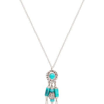 Tamra Necklace - Silver