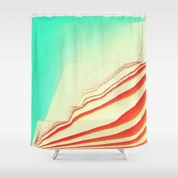 PlayTime glitch Shower Curtain by Ducky B | Society6