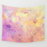 Universe Mold Wall Tapestry by Tyler Spangler