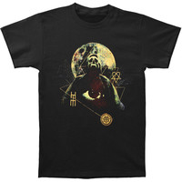 HIM Men's  Death 2014 Tour T-shirt Black