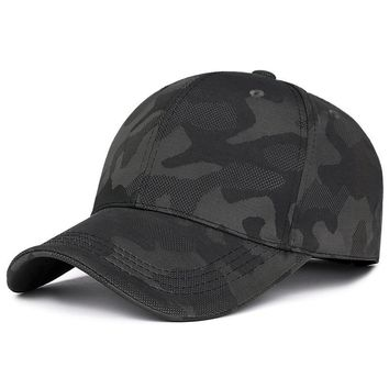 Trendy Winter Jacket Baseball Cap Men Dad Hat Women Sports New Camouflage Cap Outdoor Concise Bend Visor Male Bones Flexfit Fitted Cap Baseball Hat AT_92_12