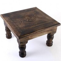 Triple Moon Altar Table at Every Witch Way Online Shop