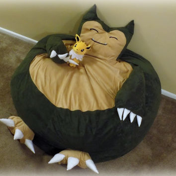 Sleeping Monster Beanbag Chair