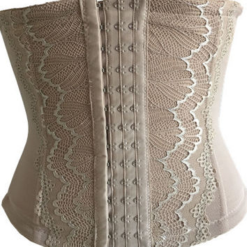 Women's Fashion Sexy Bodysuit Corset ON SALE = 4143566532