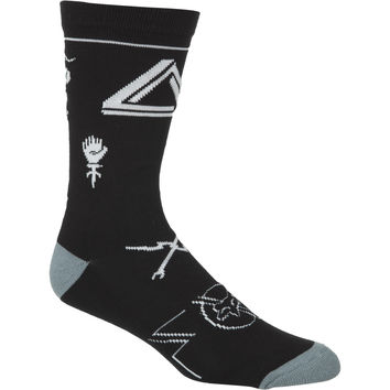 Fox Racing Priory Socks Black,