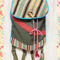 Tooth and Nail Mini Backpack