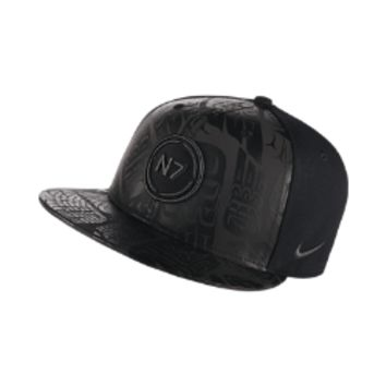 Nike N7 True Adjustable Hat Size ONE SIZE (Black)