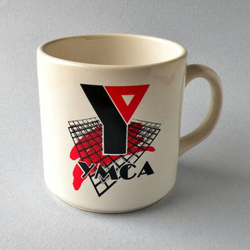 YMCA Vintage Coffee Mug