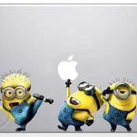 Despicable Me Minions Apple Macbook Decal skin sticker