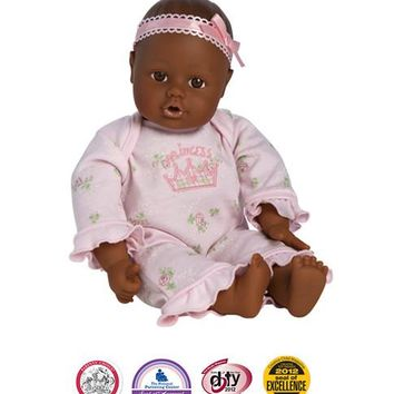 """13"""" Playtime Baby Doll """"LITTLE PRINCESS - African American"""