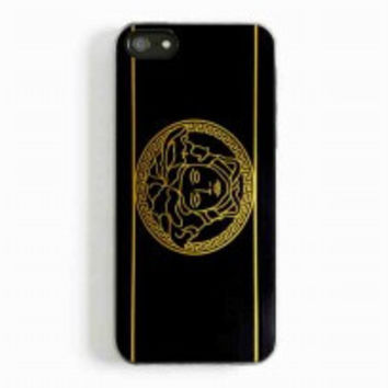 Versace mendusa for iphone 5 and 5c case