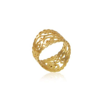 Souldance Ring • Gold Vermeil