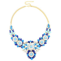 ENCHANTED NEVERLAND STATEMENT NECKLACE