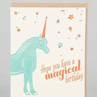 Sugarcube Press Have A Magical Birthday Card- Assorted One