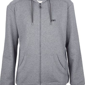 Armani Jeans hooded sweatshirt