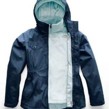The North Face Girls' Osolita 2 Triclimate Jacket