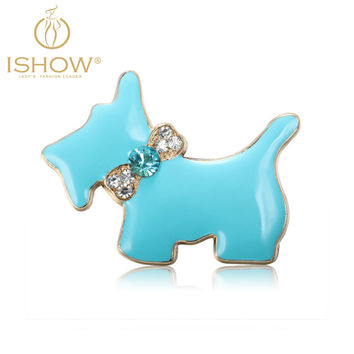 Cute Alloy Dog Shaped Alloy Mobile Phone Sticker for iphone samsung Cellphone Decoration Phone Accessory for Women