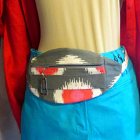 Fanny Pack with Pockets, Cute Fanny Pack, Travel Hip Bag,Passport Hip Bag,Exercise Fanny Pack,Hiking Fanny Pack