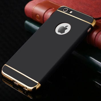 Cell Phone Case for iPhone 6 6s Plus 6Plus Cover Coque Capinha Hard Plastic Matte Luxury Designer Brand with Logo Women Men Girl