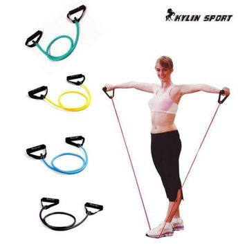 PEAPGC3 Pull Rope Elastic Rope Crossfit Set Multifunctional Training Equipment Rubber Band Belt Gym Equipment