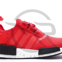 NMD R1 - CLEAR RED