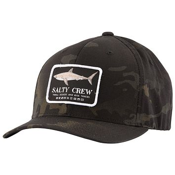Salty Crew Farallon Flexfit Hat
