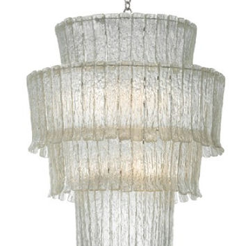 Oly Studio Cast Resin Gisele Chandelier
