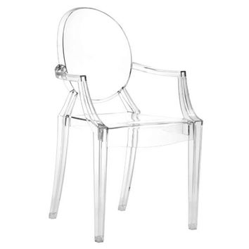 Anime Dining Chair ~ Transparent (Set of 4)