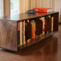 Tilt Box Bookcase