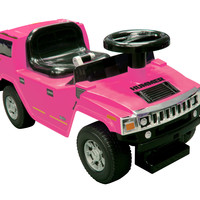 Kidz Motorz Hummer H2 Foot To Floor 6V Battery Powered Jeep