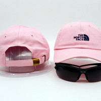Perfect The North Face Women Men Embroidery Sports Sun Hat Baseball Cap Hat
