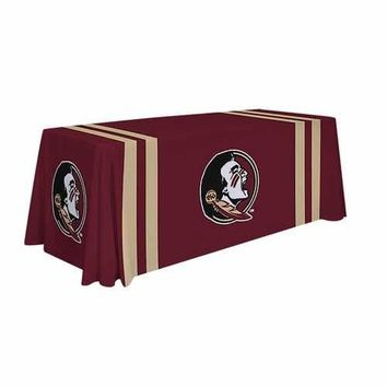 Florida State Seminoles NCAA 6 foot Table Throw