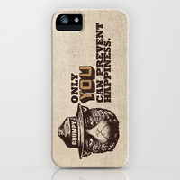 Grumpy PSA iPhone & iPod Case by Eric Fan