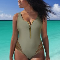 GabiFresh for Swim Sexy The Baroness E/F Swimsuit