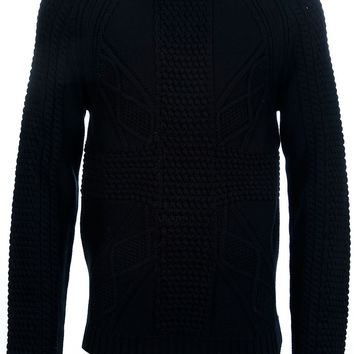 Mcq By Alexander Mcqueen Patterned Knit Sweater