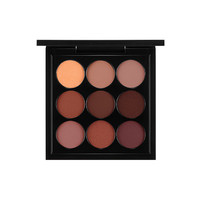 Eye Shadow x 9: Burgundy Times Nine | MAC Cosmetics - Official Site