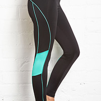 Piped Running Legging
