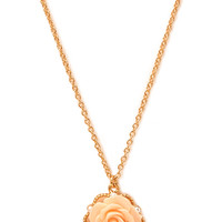 In Bloom Pendant Necklace