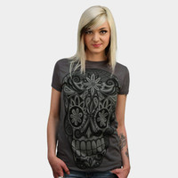 Calavera III Shirt By Wotto