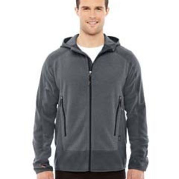 North End Sport Red Men's Vortex Polartec Active Fleece Jacket