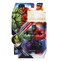 Hasbro 2011 NYCC New York ComicCon Exclusive Marvel Universe 3 3/4 Inch Action Figure Compound Hulk
